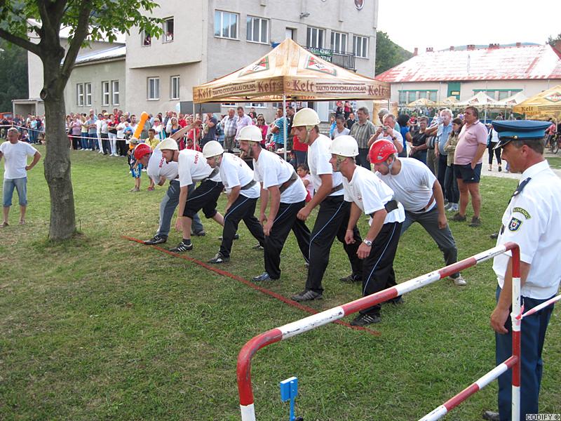 Galéria k článku: Hasičská súťaž, Cetuna - druhá časť