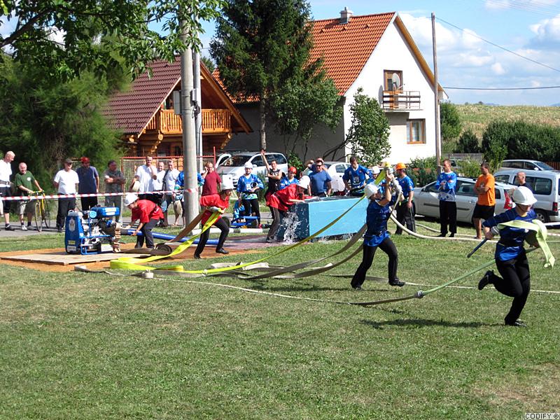 Galéria k článku: Hasičská súťaž, Cetuna - štvrtá časť