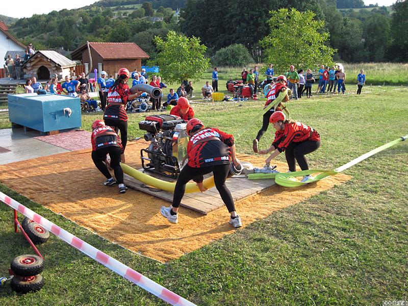 Galéria k článku: Hasičská súťaž, Cetuna - tretia časť