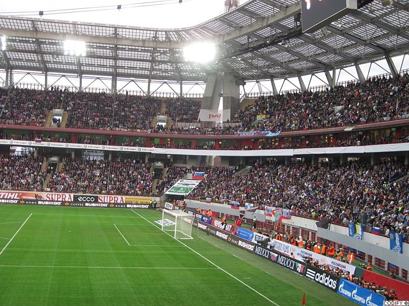 Galéria k článku: Futbal Rusko-Slovensko v Moskve