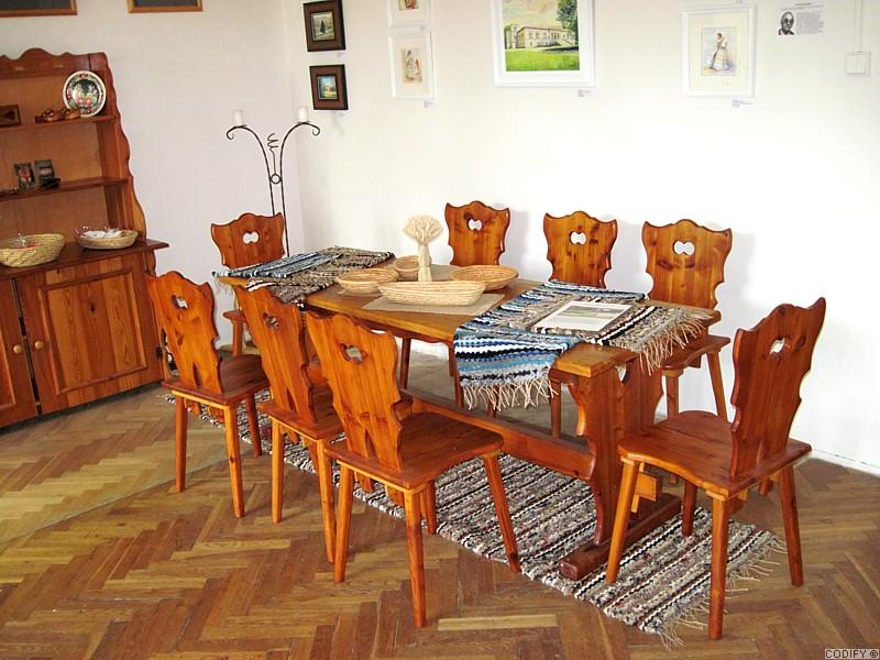 Galéria k článku: Galéria Miroslava Srostlíka Moravského